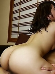 Funky and lovely Japanese av idol Rui Shinohara shows her amazing body